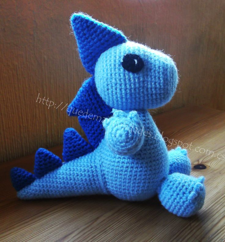 Dragon Azul Amigurumi : Top 87 ideas about Amigurumis on Pinterest Toy story ...