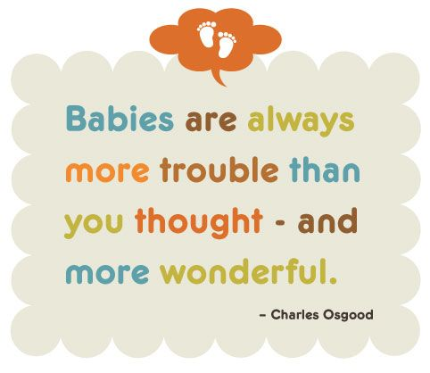 Babies are always more trouble than you thought - and more wonderful!  Loving Hearts Child Care and Development Center in Pontiac, MI is dedicated to providing exceptional tender loving care while making learning fun!  If you want to know more about us, feel free to give us a call at (248) 475-1720 or visit our website www.lovingheartschildcare.org for more information!