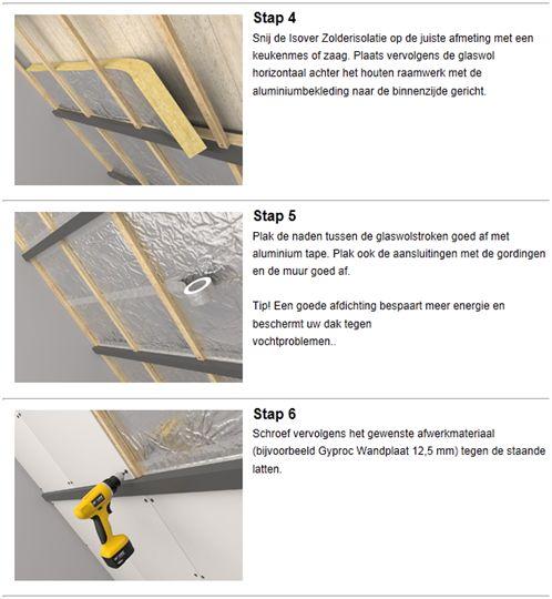 Afbeeldingsresultaat voor dakbeschot plat dak vervangen