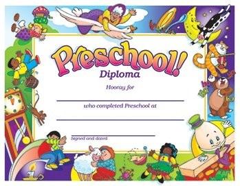 Koleksi Preschool Diploma Graduationsource - Gambarkatalucu.CO ...