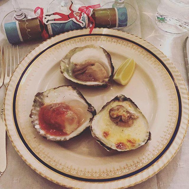 Oysters  #nytårikrogen #oysters #foodie #newyear
