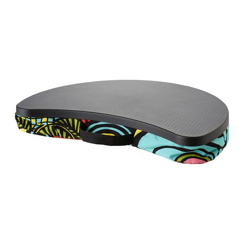 Byllan Laptop Support Mollaryd Multicolour Black Ikea Ideal To Use With Ppod