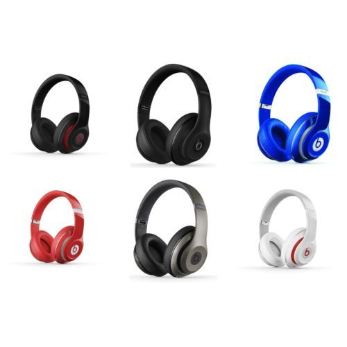 (Beats by Dre Studio Wired Headphones - Choice of Colour. From Argos Shop on eBay) Can be viewed at http://best-headphones-review.com/product/beats-by-dre-studio-wired-headphones-choice-of-colour-from-argos-shop-on-ebay/      ARGV101870  sku_V101870  type_REFURBISHED  condition_2500  service_UK_OtherCourier48    Monster Beats by Dr. Dre Studio headphones are high definition and precision-engineered to reveal the full sound of today's digital music including the most s