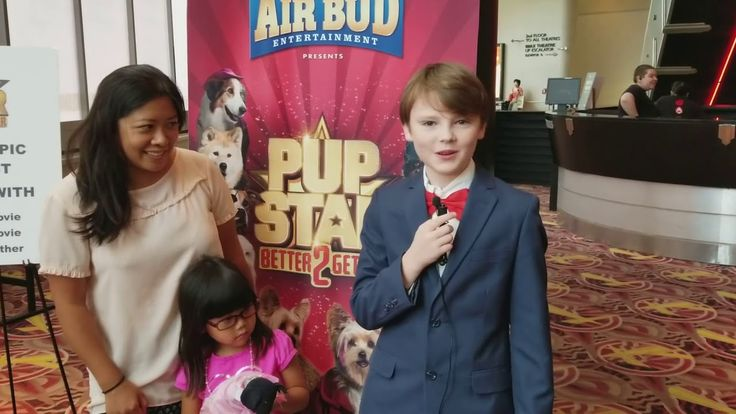 Pup Star: Better2Gether Audience Interviews conducted by KIDS FIRST! Film Critics #KIDSFIRST #PupStar2