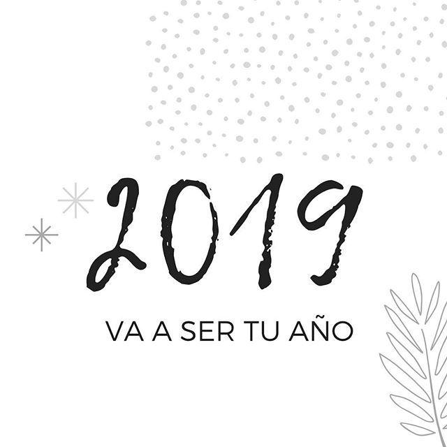 2019 No Va A Ser Tu Ano A Menos Que Te Comprometas Contigo