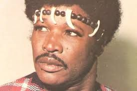 "Rudy Ray Moore -- (3/17/1927-10/19/2008). American Comedian, Musician, Singer, Film Actor & Producer. Movies -- ""Dolemite"", ""The Human Tornado"", ""Big Money Hustlas"" & ""The Dolemite Explosion"" as Dolemite, ""Disco Godfather"" as Tucker Williams, ""Penitentiary"" as Husband, ""It Came from Trafalgar"" as Dangerous Dan. He died of Complications from Diabetes, age 81. Born: Rudolph Frank Moore."