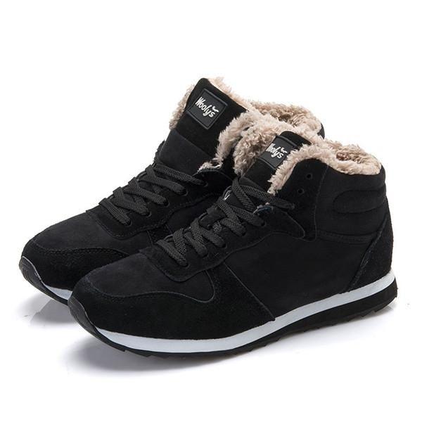 Keep Warm Ankle Snow Boots   Furrple