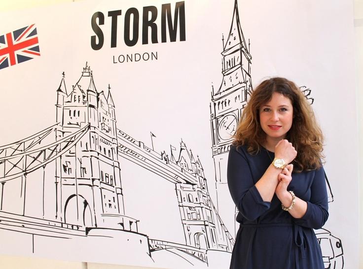 Sanne Vogel Actrice/ Schrijfster/ Regisseur voor STORM London