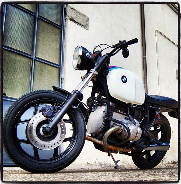 BMW caféracer