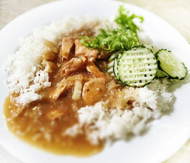 Denné menu Vranov | Kuracie rezance s čínskou kapustou a cesnakom, dusená ryža - reštaurácia Hotel Patriot*** #hotel #restaurant