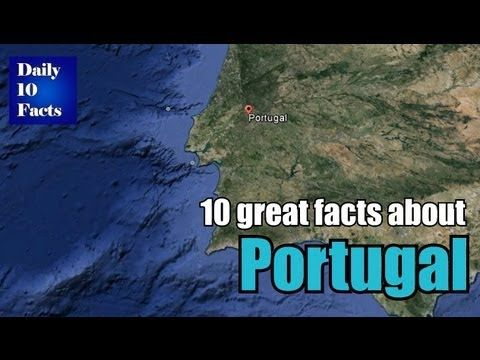 What you must know about Portugal! - YouTube