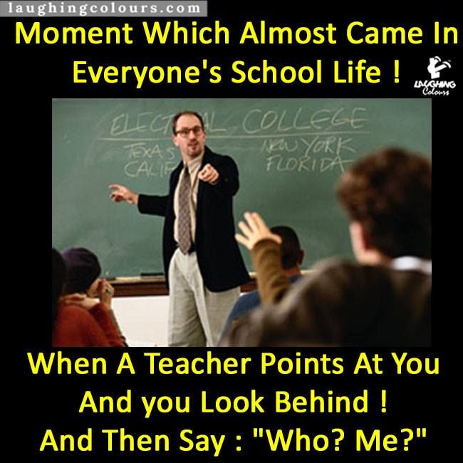 this happens in sir rehamt ullah's class but i answer all the questions