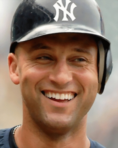 my man - the future father of my children - DEREK JETER!!! don't get no better than this :)