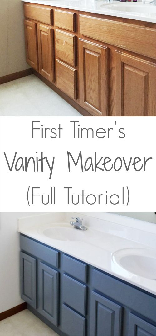 25 best ideas about bathroom vanity makeover on 18151