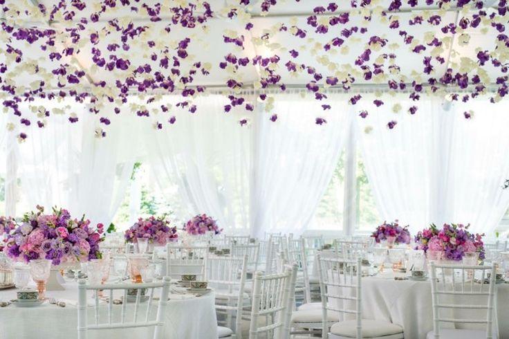 d co table mariage 45 compositions florales pour l 39 t. Black Bedroom Furniture Sets. Home Design Ideas