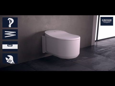 (152) GROHE Sensia Arena Refurbishment - YouTube