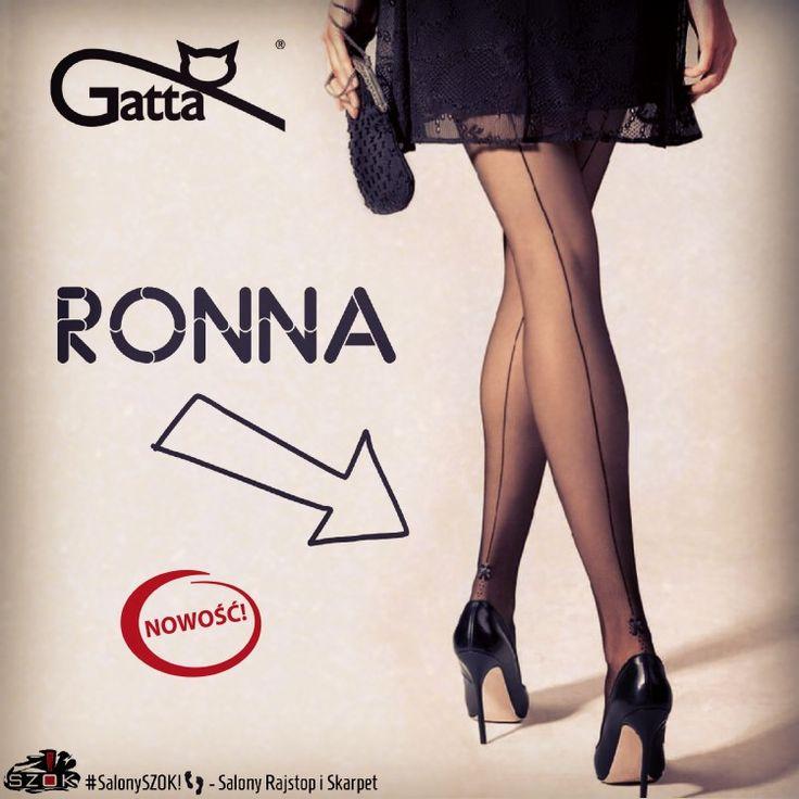 #Przepiękne, #stylowe, #wzorzyste #rajstopy #Ronna firmy #Gatta z delikatnym #motywem w #motylki idealnie podkreślą Twoje piękne #nogi! ➡️ #SalonySZOK!