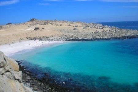 Playa la Virgen, III Región