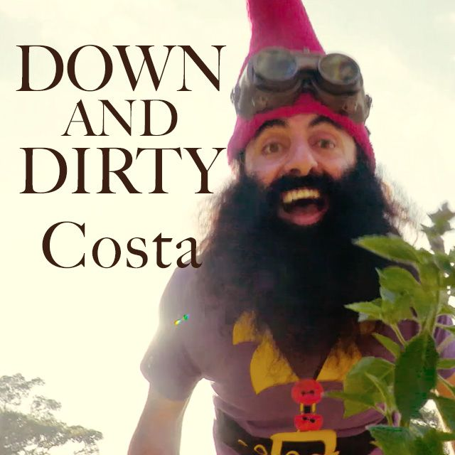 Curious about what garden gnomes really get up to? Check out Costa's new song! Download here http://bit.ly/1NiLv40