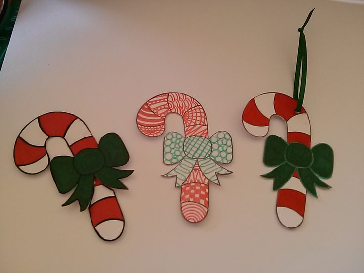 Ideas using our Candy Cane stamp