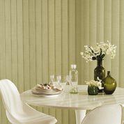 Vertical blinds modern alternative to net curtains...