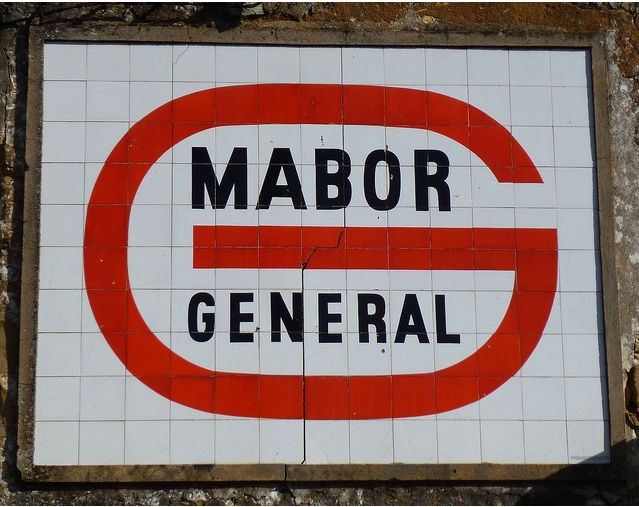 Mabor General - tires