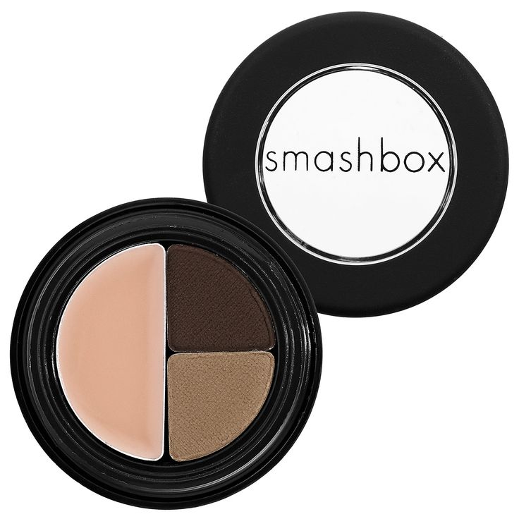 Most-loved brow products: Smashbox Brow Tech—an innovative powder and wax trio that combines everything you need for perfectly polished brows. #Sephora #eyebrows