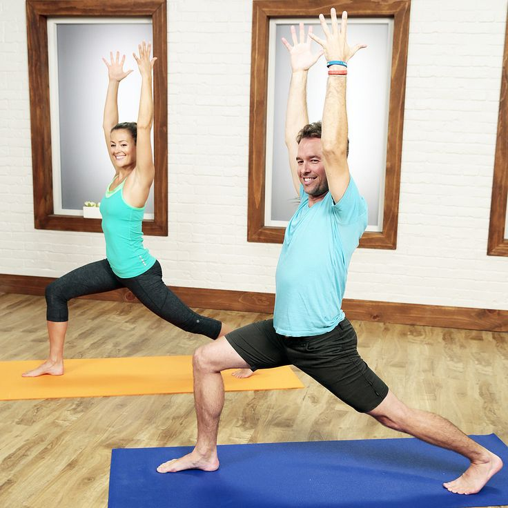 Beat the Belly Bloat With 10 Minutes of Yoga: Yoga is good medicine!