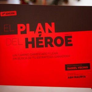EL PLAN DEL HÉROE, the book. Second edition released!