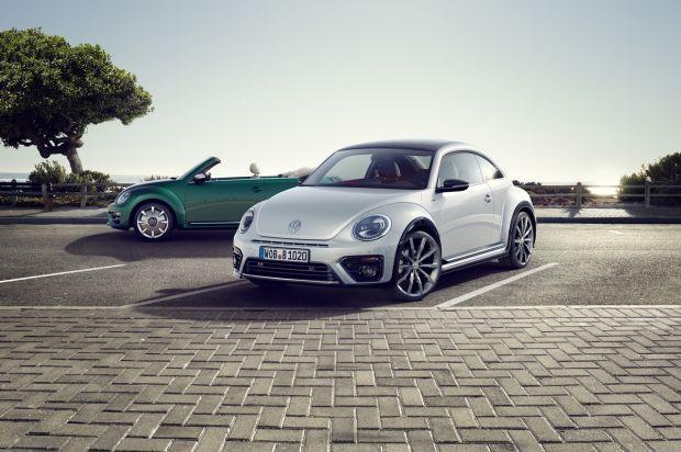 Volkswagen Beetle 2017 facelift