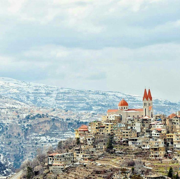 Bcharre, Lebanon
