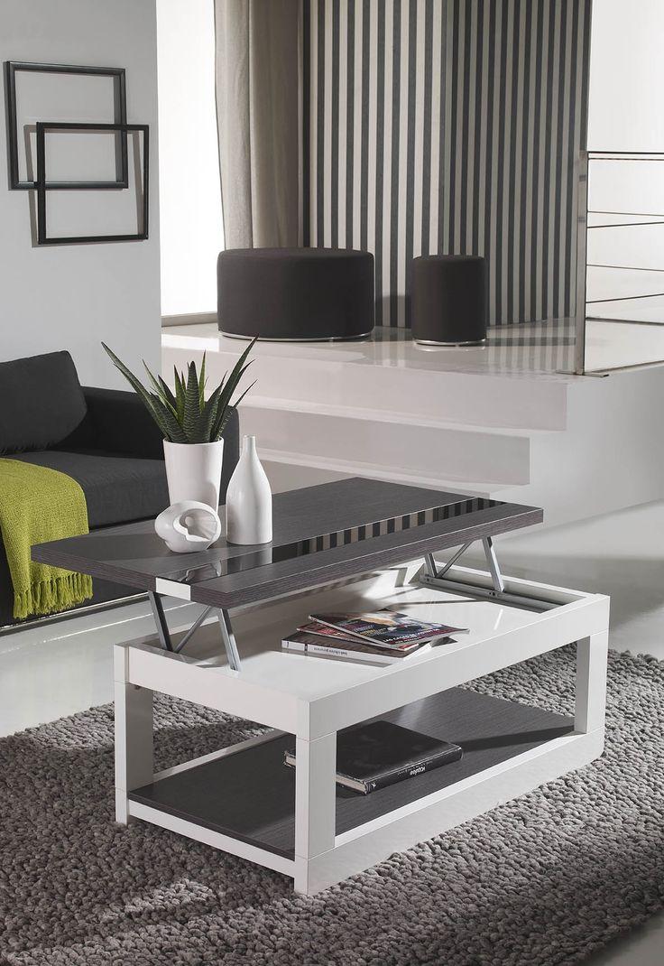 Les 21 Meilleures Images Du Tableau 30 Tables Basses Pour Un Salon  # Table Basse Pour Televiseur