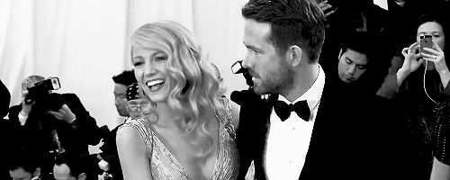 So there you have it: Reason #1,056 for why you should be obsessed with Blake Lively and Ryan Reynolds. | Ryan Reynolds Flew Halfway Across The World To See Blake Lively For A Day