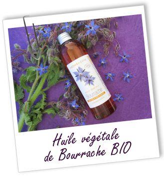 Huile végétale Bourrache BIO Aroma-Zone