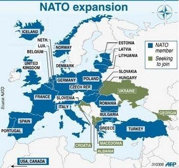Ukraina - Kto jest agresorem Rosja czy NATO? - Independent Trader.pl