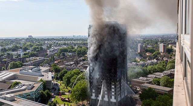 London fire Grenfell Tower: Final messages from those trapped inside emerge - Yahoo7