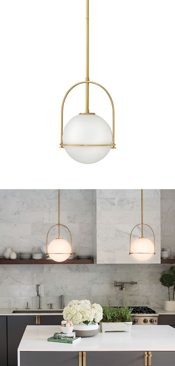 huge selection of 79f34 7ad72 Hinkley Lighting Somerset Pendant 3407HB | Chic and elegant ...