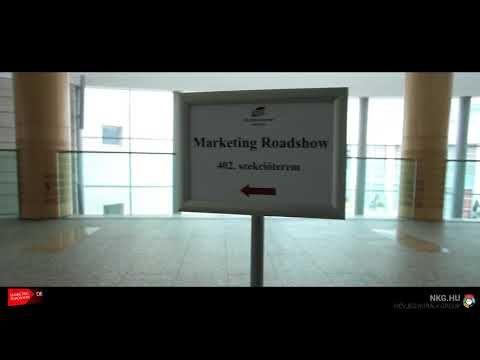 Az esemény tartalmából – MarketingRoadshow