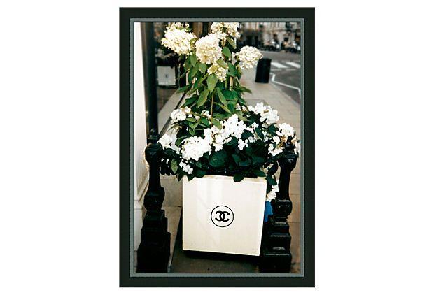 Mariette Himes Gomez, Chanel Planter on OneKingsLane.com