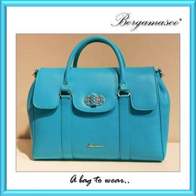 A bag to wear..