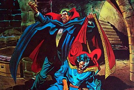In the Universe, there are vampires, and they're evil. Dr. Strange once discovered the Montesi Formula, an old spell that destroys all vampires. But it was only temporary, so the spell is kind of pointless. Why would someone create a temporary anti-vampire spell? Don't vampires seem like the sort of thing that you'd want a permanent fix for?