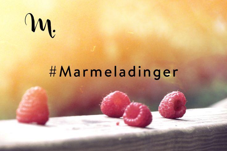 #marmeladinger