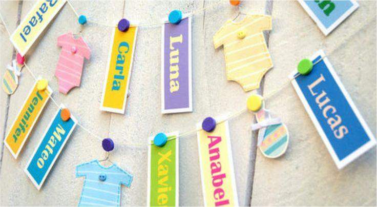 ¿No tienes claro el #nombre de tu #bebé? Compartimos una guía de nombres con sus orígenes y significados.