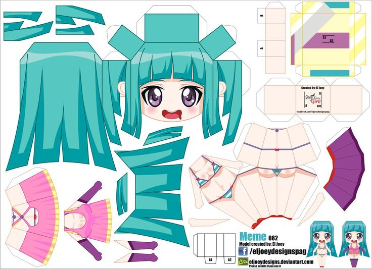 Hola a todos les traigo un nuevo papercraft basado en el genial video Me!Me!Me! aqui les dejo a Meme espero les guste Hi everyone here's a new paercraft based on musical video Me!Me!Me! here's Meme...