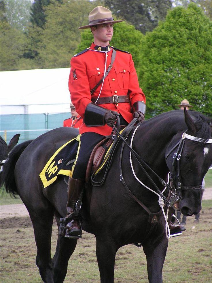 https://flic.kr/p/cVkXcy | Royal Canadian Mounted Police-Gendarmerie royale du Canada | The Royal Windsor Horse Show 2012