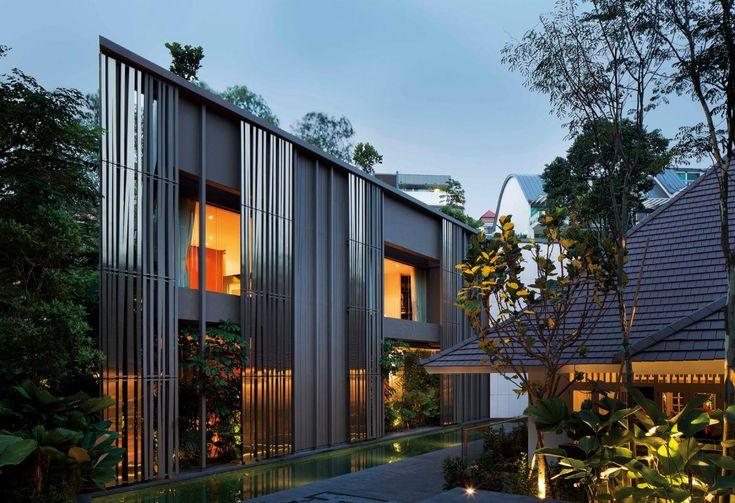 studioMilou architecture, 33 Holland Park, Singapore House - Completed Buildings | World Architecture Festival