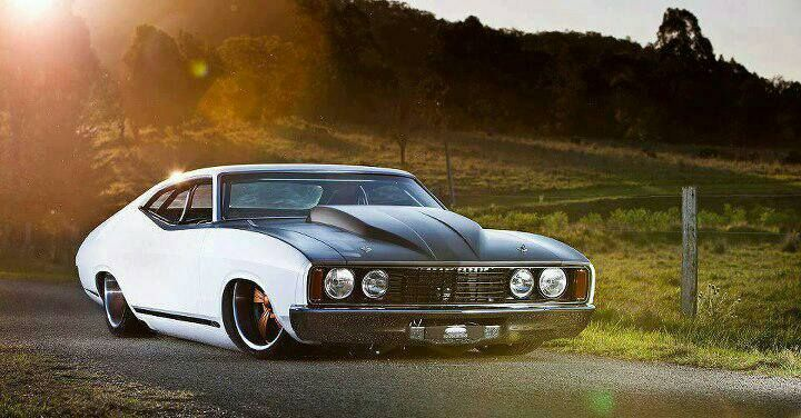 73 Ford XB Coupe Join the DCW community @petroleumheads by liking our fan page www.facebook.com/digitalcarworld