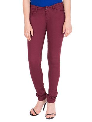 Check out what I found on the LimeRoad Shopping App! You'll love the Maroon Cotton Chinos Trouser. See it here http://www.limeroad.com/products/13275823?utm_source=10570b8bd1&utm_medium=android