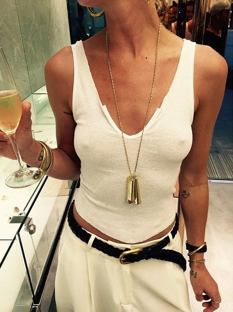 Erin Wasson / cheers to the weekend babes