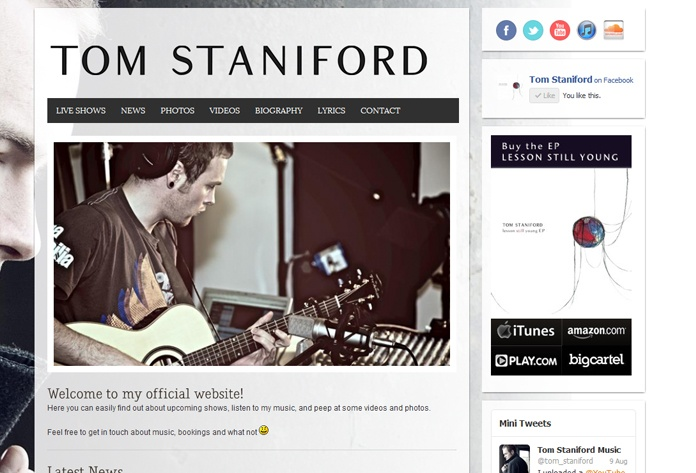 #wordpress #website # redesigned